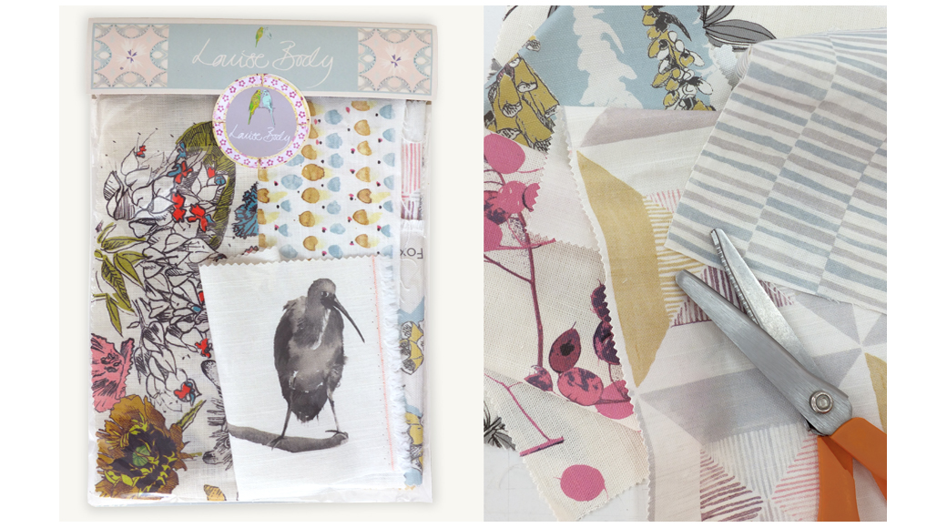 Fabric Craft Packs