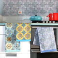 Mixed pack tea towels 1,