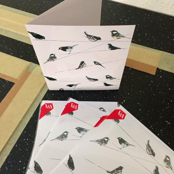 V&A gift cards!