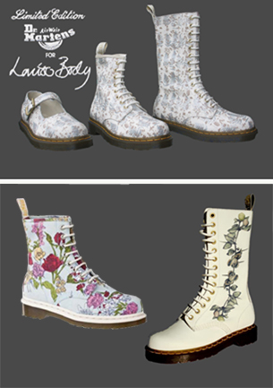 Dr Martens collaboration 2009