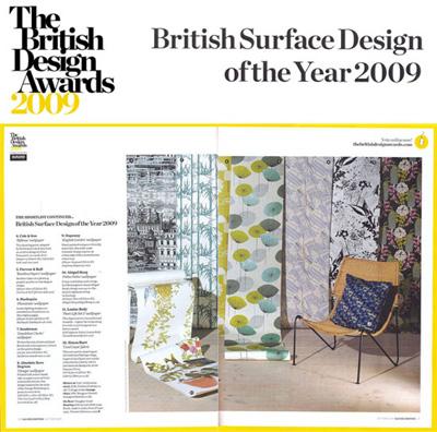 Elle Decoration Design Awards 2009