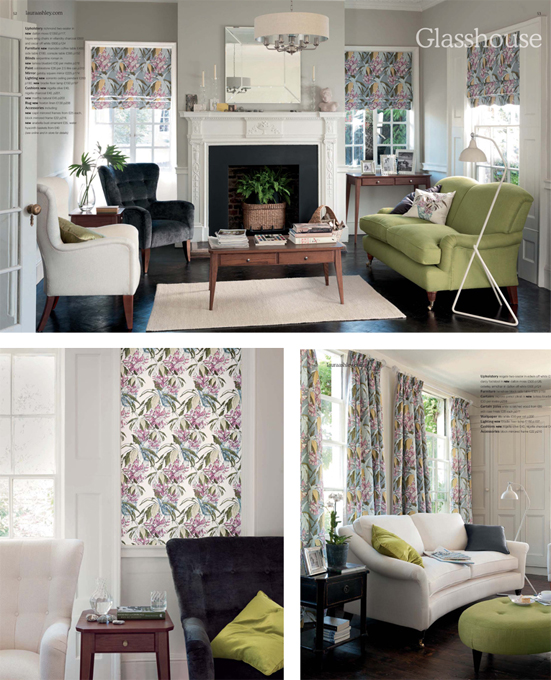 A Collection for Laura Ashley * Feb 2012