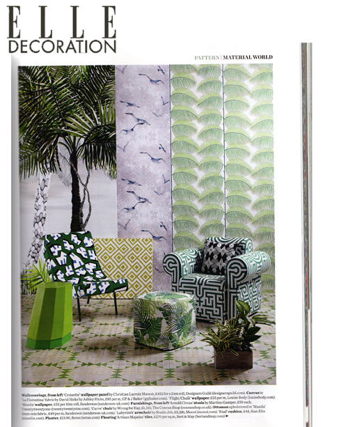 Elle Decoration April 2014