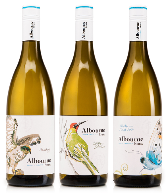 Designer wine labels!
