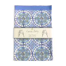 Old Blue tea towel. tea%20towels