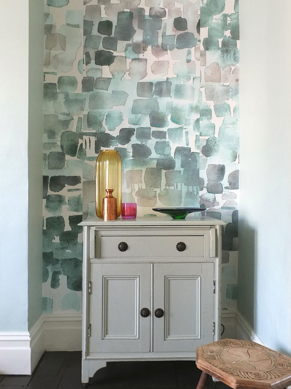 Bathroom Tile Wallpaper Wallpaper