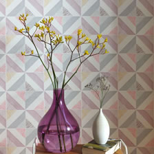 Firle Tile. wallpaper